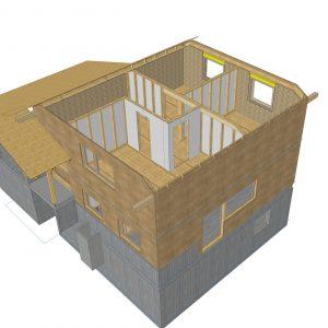 Holzhaus planen1